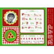 Pizza Party Celebration Birthday Party Printable Photo Invitation